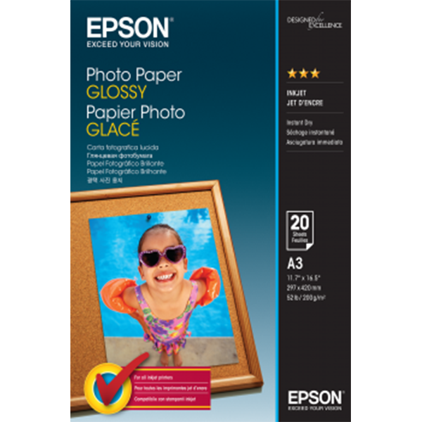 Photo Paper Glossy A3