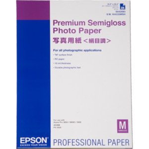 Semigloss Photo Paper A2