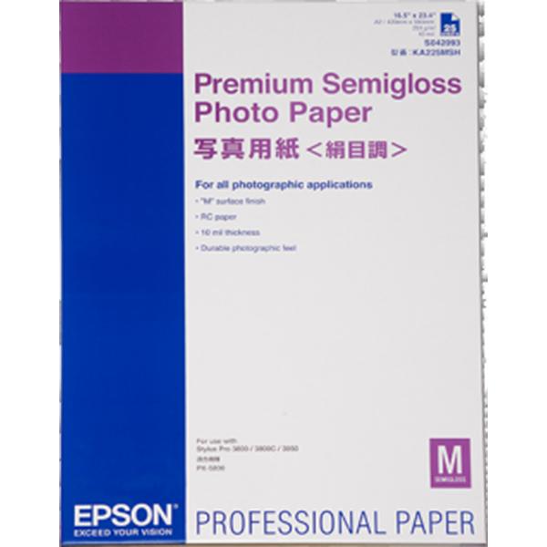 Semigloss Photo Paper A2