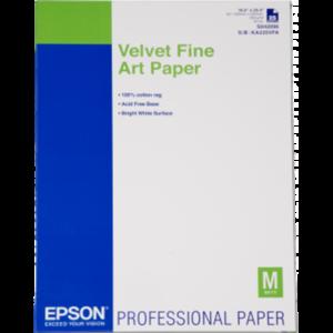 Velvet Fine Paper A2